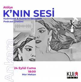 K'nın Sesi Ankara ve İstanbul'da!