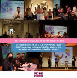10. Pembe Hayat KuirFest'te neler oldu?