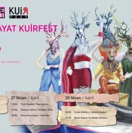 8. Pembe Hayat KuirFest Mersin'de!