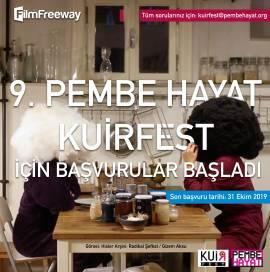 9. Pembe Hayat KuirFest için başvurular başladı!