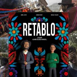 """Retablo"" Peru'nun Oscar aday adayı oldu!"
