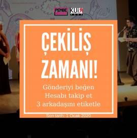 KuirFest seni İstanbul'a davet ediyor!