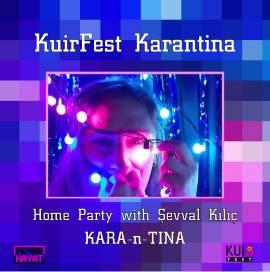 'KuirFest Karantina' Cuma Gecelerini Şanlatmaya Geldi!