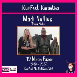 KuirFest Karantina'da Bu Hafta: 'Madi Nullius'
