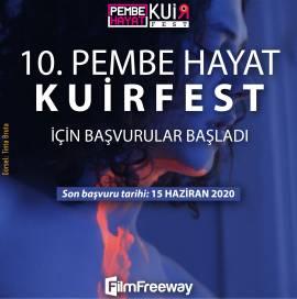 10. Pembe Hayat KuirFest Eylül 2021'de takipçileriyle yeniden buluşmaya hazırlanıyor!