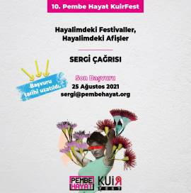'Hayalimdeki Festivaller, Hayalimdeki Afişler' sergisinin başvuru süresi uzatıldı!