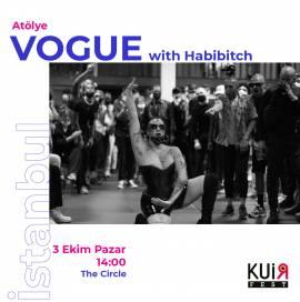 Habibitch ile Vogue Atölyesi 3 Ekim'de!